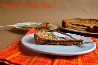 Nutella Crack Pie via Pale Yellow