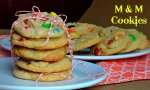 M & M Cookies via Pale Yellow