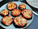 Eggplant Pizza via Pale Yellow