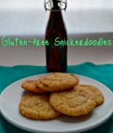 Gluten Free Snickerdoodles via Pale Yellow
