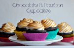 Chocolate & Bourbon Cupcakes // Pale Yellow