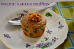 Walnut Kahlua Muffins via Pale Yellow