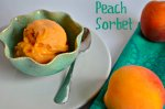 Peach Sorbet via Pale Yellow