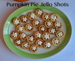 Pumpkin Pie Jello Shots 7 // pale yellow
