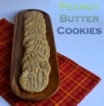 Peanut Butter Cookies // Pale Yellow
