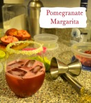 Pomegranate Margarita // Pale Yellow