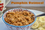 Pumpkin Oatmeal // Pale Yellow