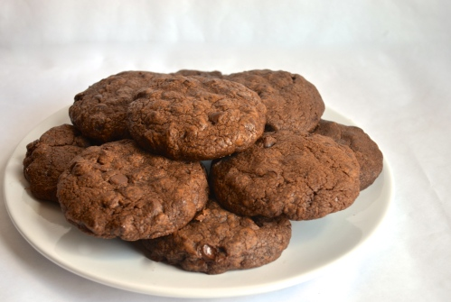 Double Chocolate Cookies  // Pale Yellow3
