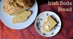 irish soda bread // pale yellow
