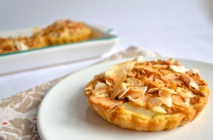 Coconut Tarts | Pale Yellow