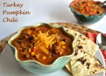 Turkey Pumpkin Chili | Pale Yellow