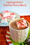 peppermint marshmallows | pale yellow