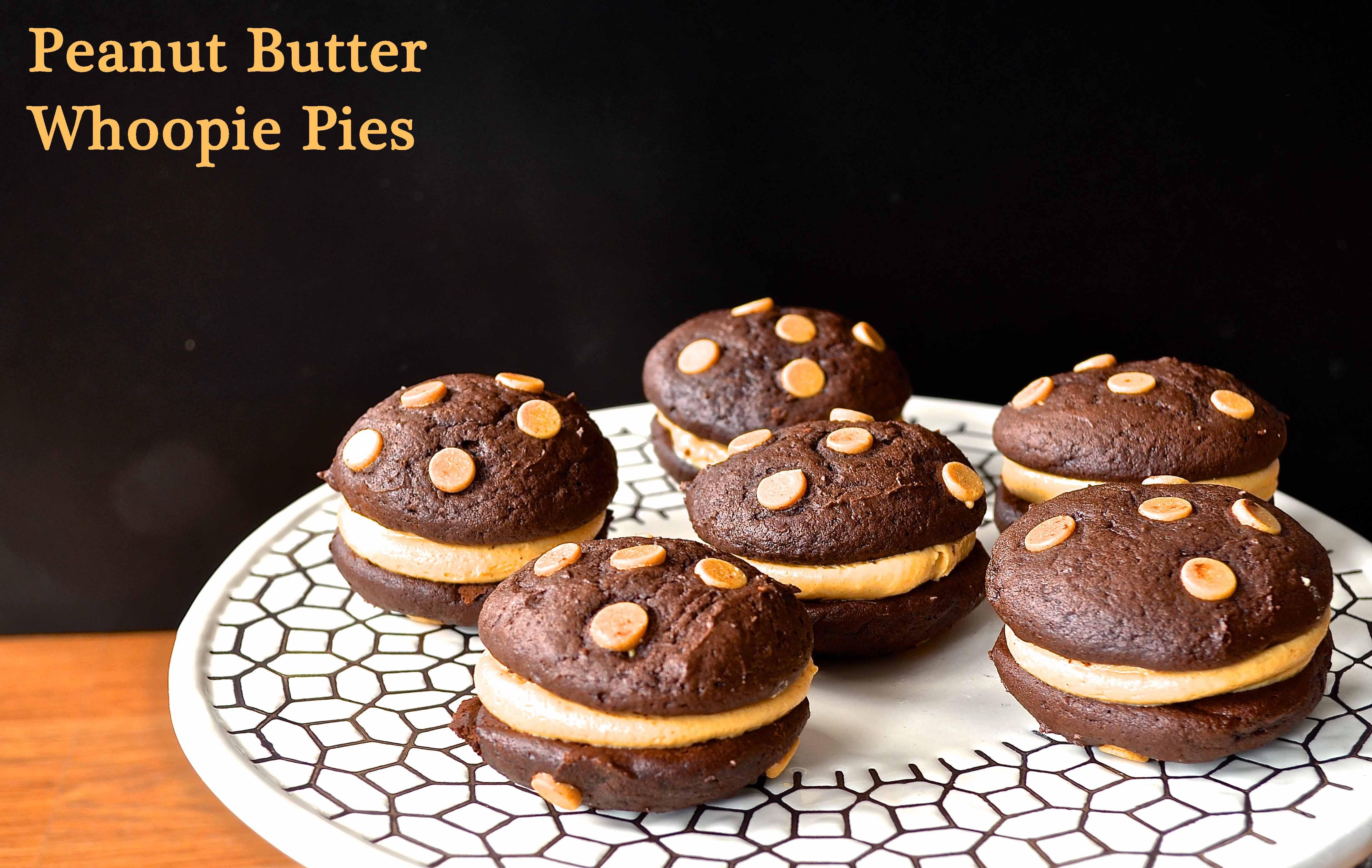 peanut butter banana whoopie pies whoopie pies oatmeal whoopie pies ...
