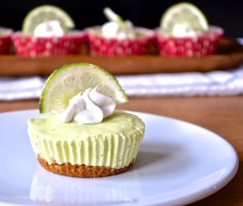 vegan key lime cheesecake | pale yellow