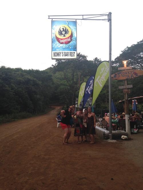 Monkey Bar , Guanacaste Costa Rica | Pale Yellow