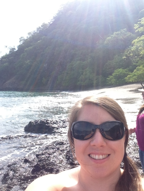 Costa Rican Vacation 2014 | Pale Yellow