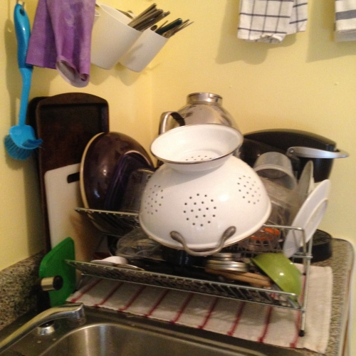 All the dishes | Pale Yellow