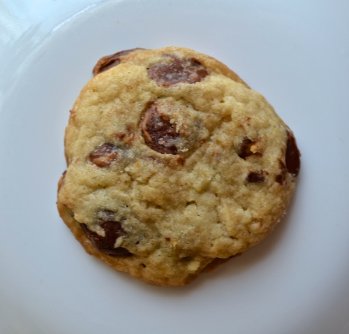 Peanut Butter Chip Ritz Carlton Chocolate Chip Cookies | Pale Yellow