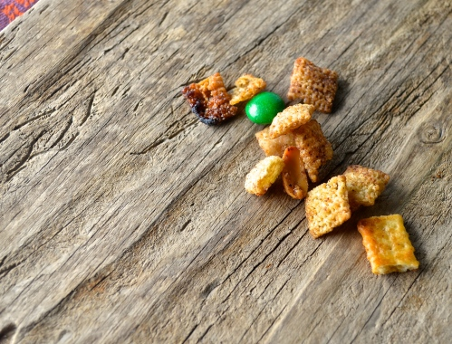 Pumpkin Spice Chex Mix | Pale Yellow